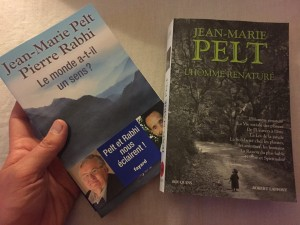 Jean Marie Pelt et Pierre Rabhi