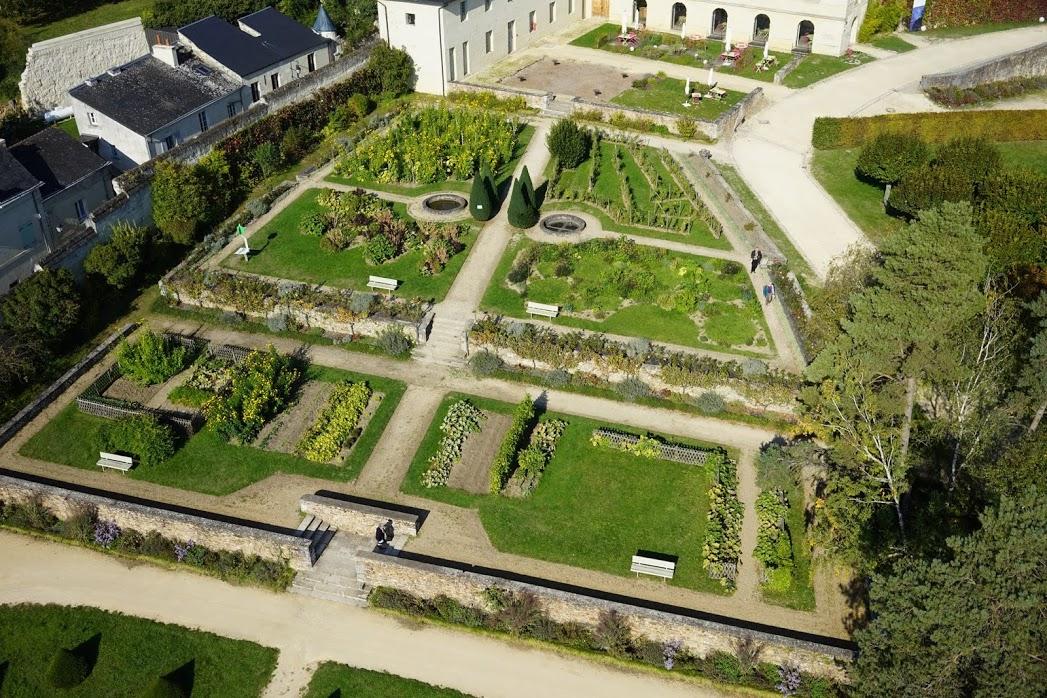 #abbaye #fontevraud La Ferme de Sainte Marthe, l'Abbaye de Fontevraud et Olivier Durand