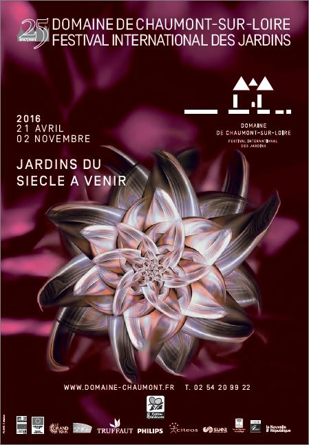 Festival International des Jardins Domaine de Chaumont-sur-Loire