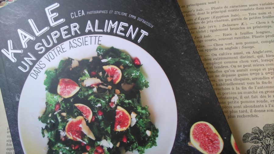 Chou Kale Ferme de Sainte Marthe