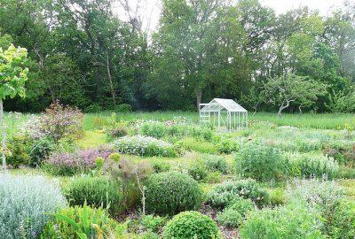 Le Jardin de la Grille, jardin écologique de Julien Marlin